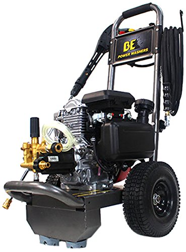Exceptional BE Pressure 160 Cc Honda GC160 Petrol Pressure Washer 2700 PSI B275HA
