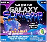 Slimygloop Make Your Own Galaxy DIY Slime Kit by Horizon Group Usa, Mix & Create Stretchy, Squishy, Gooey,