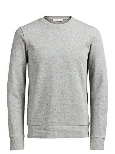 JACK & JONES Sweatshirts 12107590-GREY