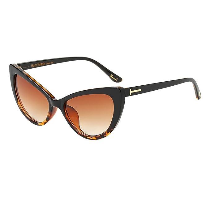Vintage Gafas de sol mujeres hombres playa fiesta UV400 ...