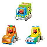 Japan Kids Toys - Anpanman restlessly work car (only one type does not can choose delivery) *AF27*