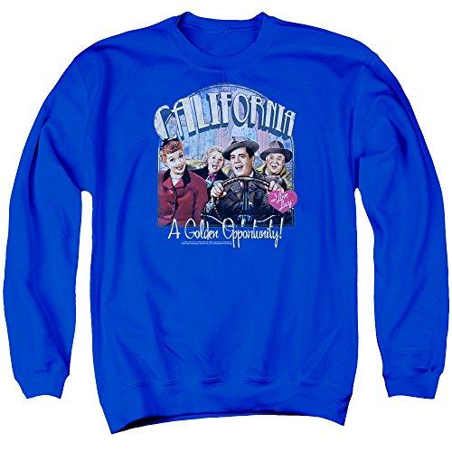I Love Lucy - Golden Opportunity Adult Crewneck Sweatshirt