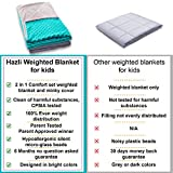 Super Soft 7 Lbs Calming Weighted Blanket for