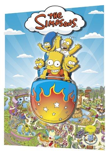 GB eye 3D póster Lenticular, diseño de los Simpsons, Krustyland, 47 x 67 cmhttps://amzn.to/2VzYWZj