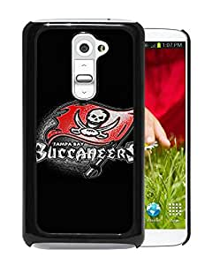 Popular And Unique Custom Designed Case For LG G2 With Tampa Bay Buccaneers 12 Black Phone Case