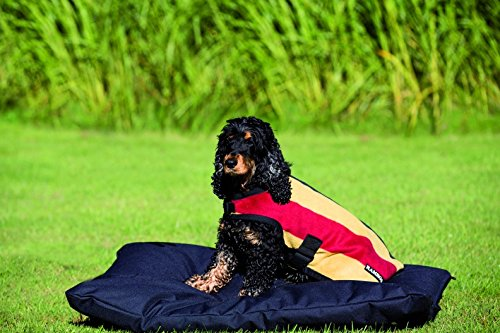 Rambo Deluxe Dog Blanket X-Large Chocolate by Rambo Blankets