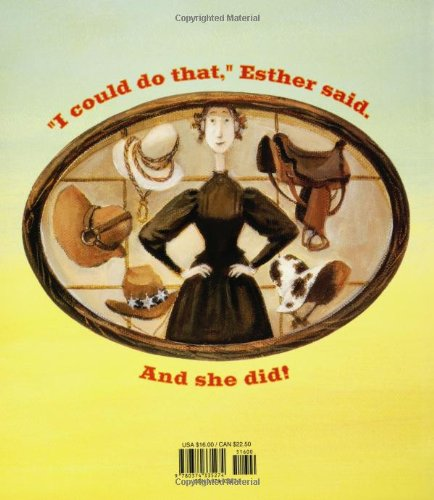 I Could Do That!: Esther Morris Gets Women the Vote (Melanie Kroupa Books)