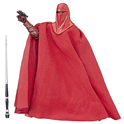 (Star Wars: Episode VI The Black Series Imperial Royal Guard,)