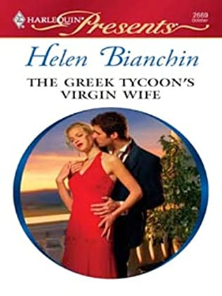 book cover of The Greek Tycoon\'s Virgin Wife