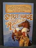 Front cover for the book Spirit Horse of the Rockies by Susan Nardinger