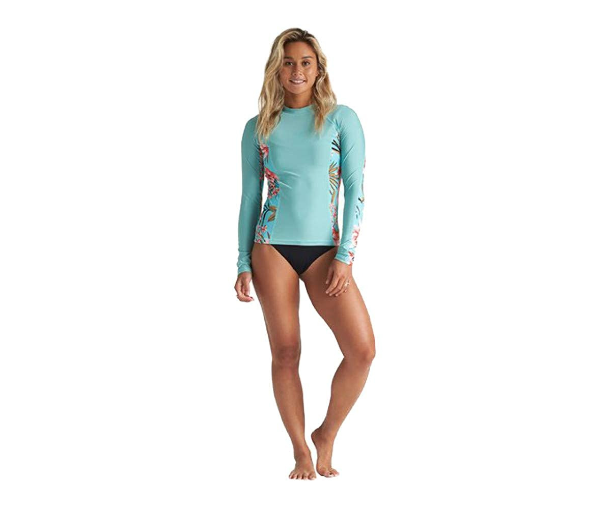 Billabong Womens Core Surf Daze Long Sleeve Rashguard
