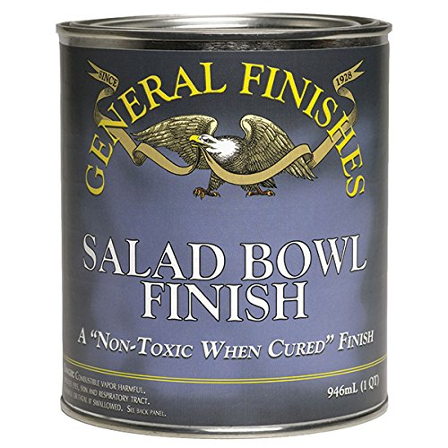 General Finishes SBQT Salad Bowl Finish, 1 quart