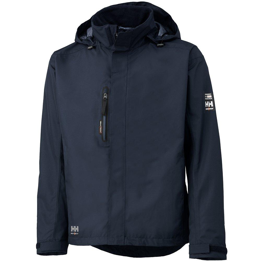 Helly Hansen 71043_590-XS Haag Shell Jacket, X-Small, Navy Blue