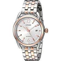 Citizen Watches Women's FE6086-74A Eco-Drive Two-Tone One Size