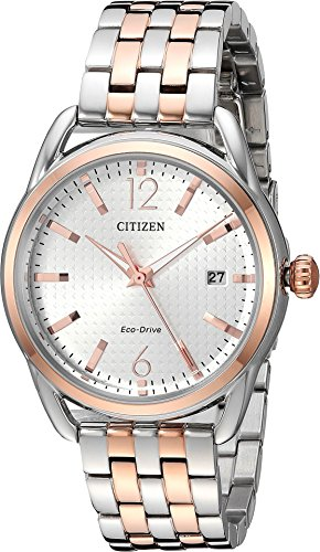 - Citizen Watches Women's FE6086-74A Eco-Drive Two-Tone One Size