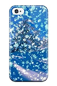ZippyDoritEduard UyuCqYs1KUynI Case Cover Skin For Iphone 4/4s (animated Snowy Desktop)