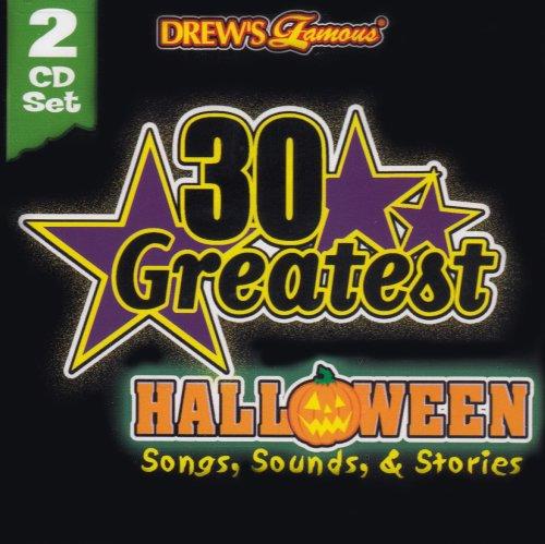 Drew's Famous 30 Greatest Halloween: Songs ()