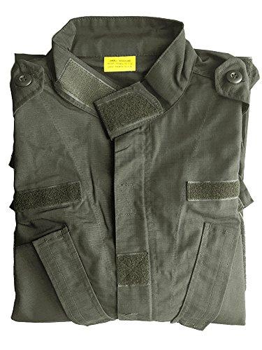 Esercito Verde Camicia Tacvasen Uniforme Uomo Camo Militare ERqRpHw8
