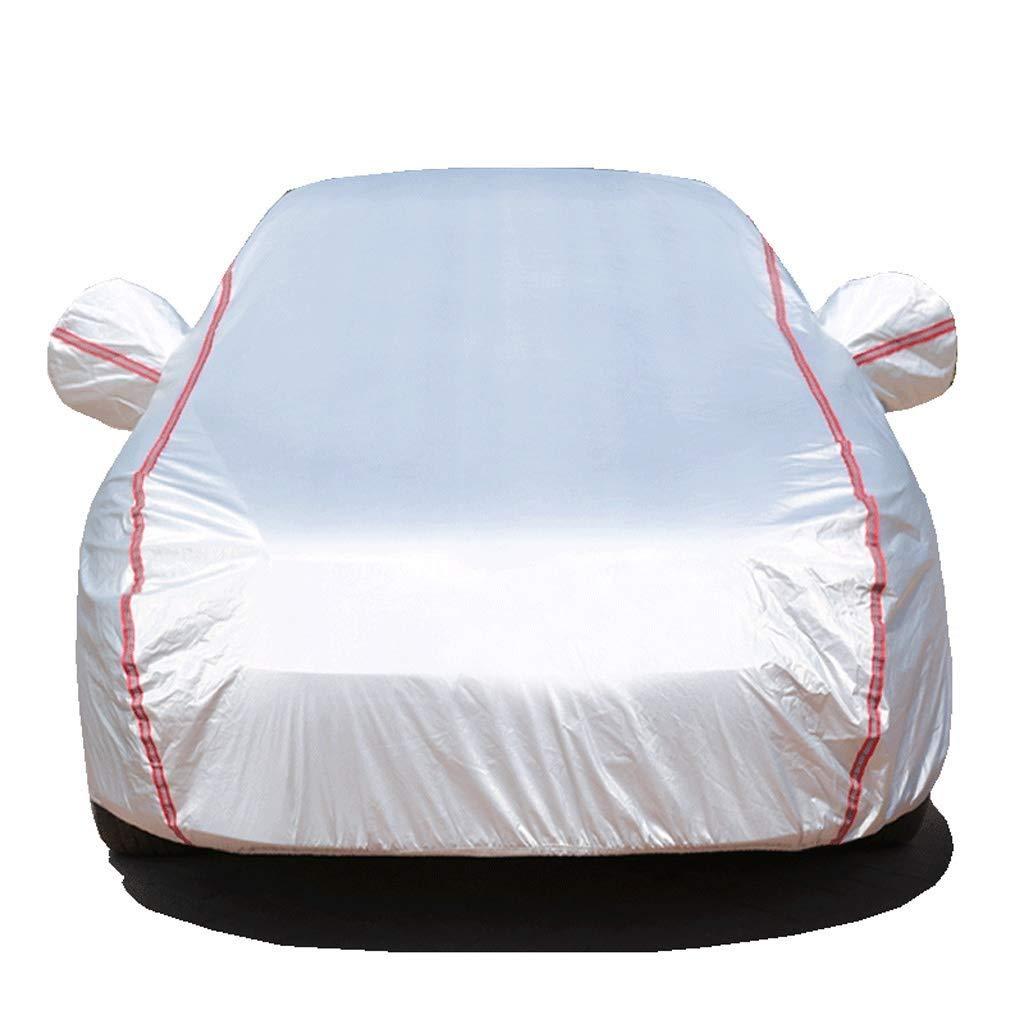 SAN_X Car Cover Mazda Artz Oxford Cloth Car Cover Rainproof Sunscreen Anti-Scratch Protection Cover