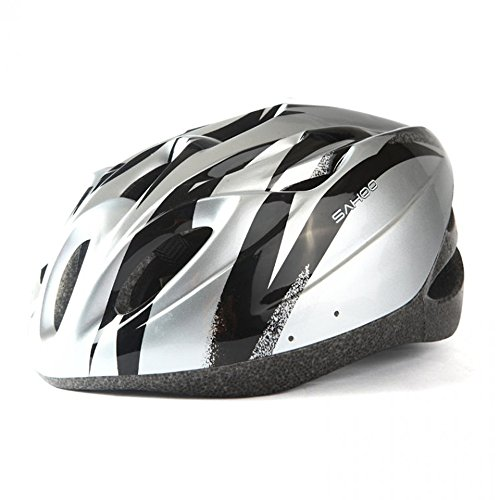ideal-life-adult-cycling-helmet-with-visor-and-rear-led-light-silvergrey