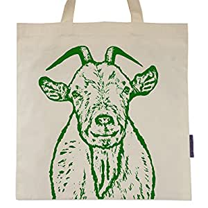 Walter the Goat Tote Bag