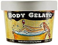 Saltspring Soapworks Body Gelato Yummy Scrubs, Mai Tai, 6 Ounce
