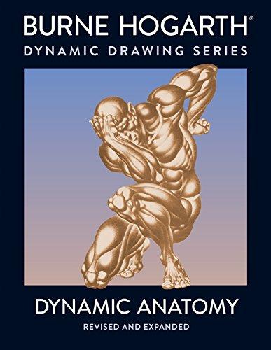 Dynamic Anatomy: Revised and Expanded Edition [Burne Hogarth] (Tapa Blanda)