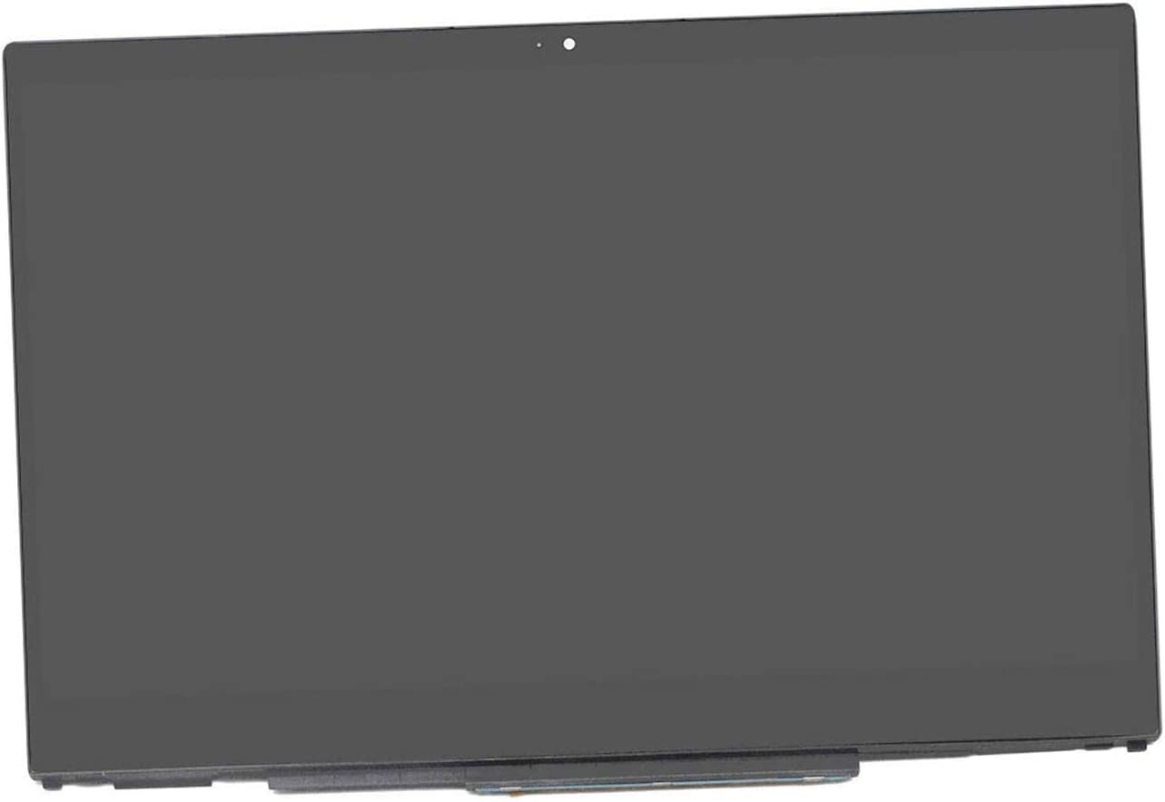 """15.6"""" Touch Screen Replacement Digitizer Glass + LCD Display with Bezel for HP Pavilion 15-CR0087CL 15-CR0055OD 15-CR0052OD 15-CR0051OD 15-CR0085CL 15-CR0051CL 15-CR0078CL (HD 1366x768)"""