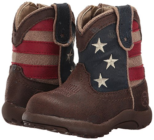 Pictures of Roper Baby American Patriot Brown 3 M US Infant 4