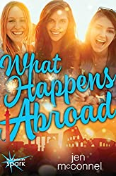 What Happens Abroad (Adventures Abroad)