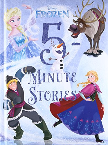 Frozen 5-Minute Frozen Stories (5-Minute Stories)