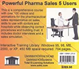 Powerful Pharmaceutical Sales 5 Users, Farb, Daniel and Gordon, Bruce, 1594912769