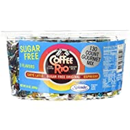 Coffee Rio Sugar Free Gourmet Candy Mix 24oz. Tub