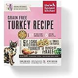 Honest Kitchen The Grain Free Turkey Cat Food Recipe, 2 lb box - Grace
