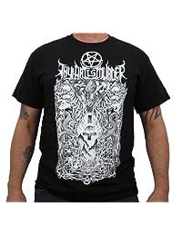 "Hardcore Apparel Men's Thy Art Is Murder ""Coffin"" T-Shirt"
