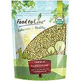 Organic Rye Berries, 3 Pounds - Whole Wheat Grain, Non-GMO, Kosher, Raw, Bulk Seeds, Product of the USA