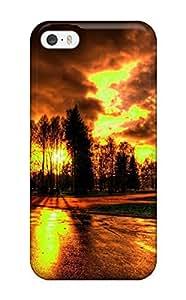 AnnaSanders Uatmeyu3550FCdxo Case Cover Skin For Iphone 5/5s (sunset)
