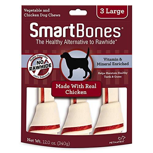 SmartBones Large Chicken Chews (3 Pack)