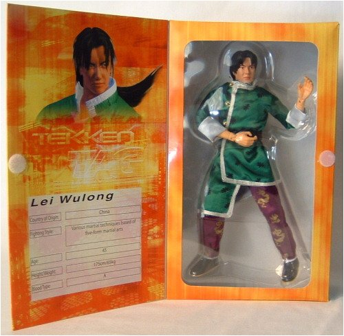 Tekken Tag Tournament Ultimate 12 Inch Figure Lei Wulong