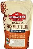 Arrowhead Mills Organic Buckwheat Flour Gluten Free -- 22 oz - 2PC