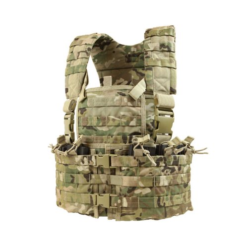 Condor Modular Chest Set, Multicam, CS by Condor Outdoor (Condor Modular Chest Rig compare prices)