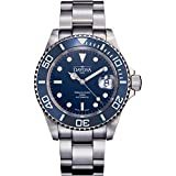 Davosa Swiss Made Men Wrist Watch, Ternos Ceramic 16155540 Professional Automatic Analog Display & Luxury Bezel