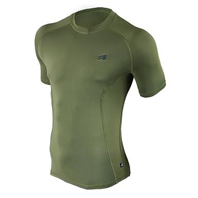 Omtyckta ROUGH RADICAL Funktions T-Shirt Militär Fury Army: Amazon.de UJ-99