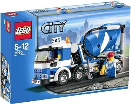 la bétonnière lego city