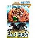Bad Hoss: A BBW Paranormal Shape Shifter Romance: Windemere Stallions