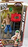 JOHN CENA - WWE ELITE 20 MATTEL TOY WRESTLING ACTION FIGURE