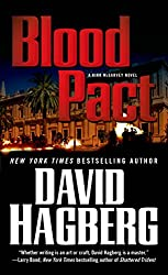 Blood Pact (McGarvey Book 17)