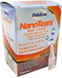 Best Severe Dry Eye Drops - Relief in Seconds, Preservative-Free, 64 Total Vials, Nano-technology Means Less Blurring and Longer Lasting.