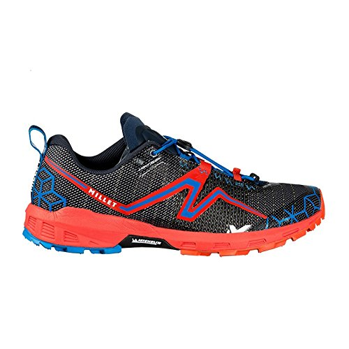 EU Multicolor 40 2 Electric de 000 Zapatillas Unisex Millet Running Rush Orange Blue 3 Adulto Light Trail fv1x8aO