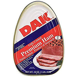 Dak, Premium Ham, 16oz Can (Pack of 8)